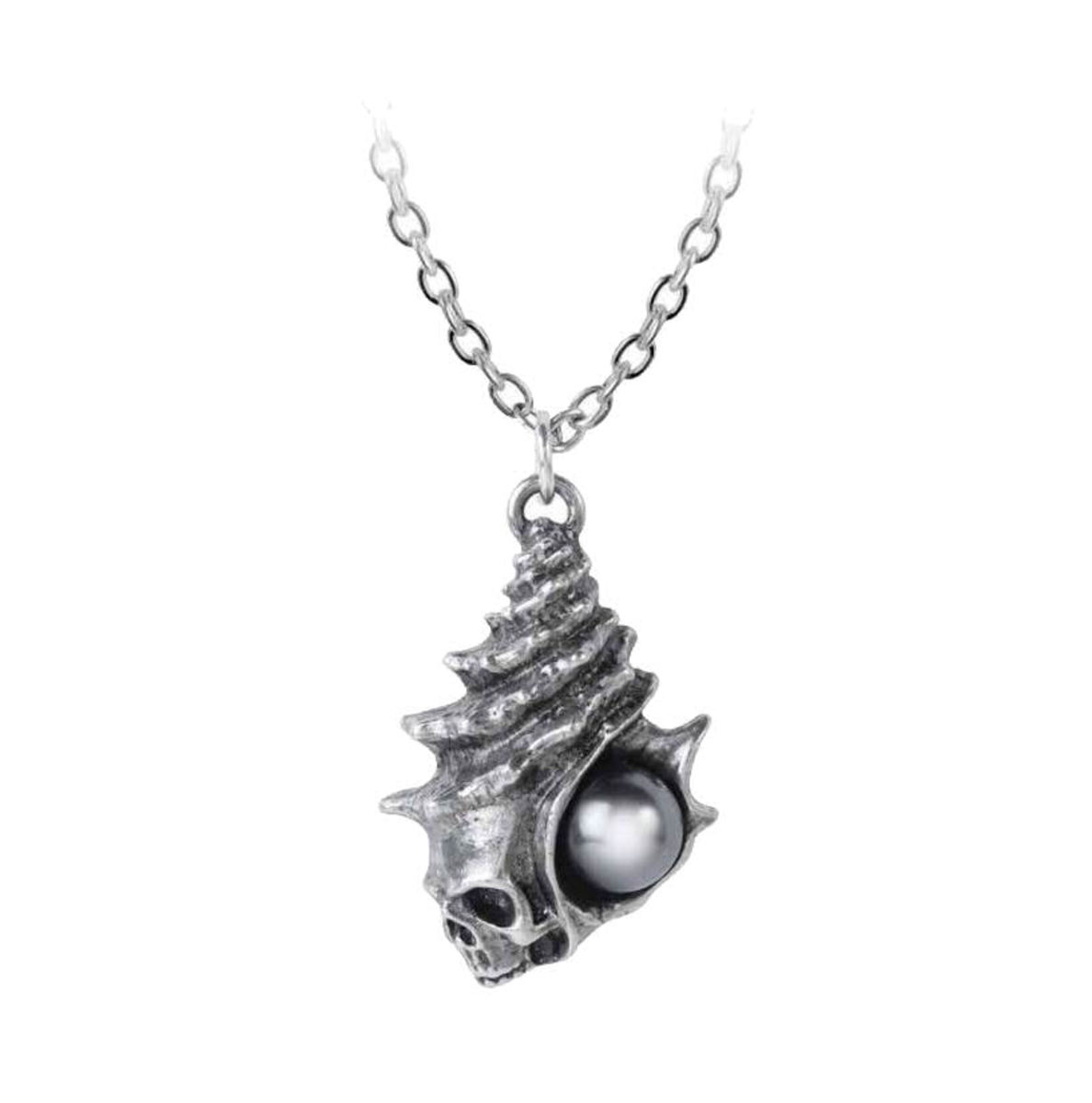 obojek ALCHEMY GOTHIC - The Black Pearl Of Plage Noire - P861