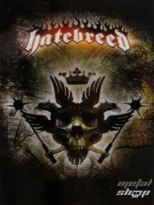 vlajka Hatebreed - Eagle - HFL0864