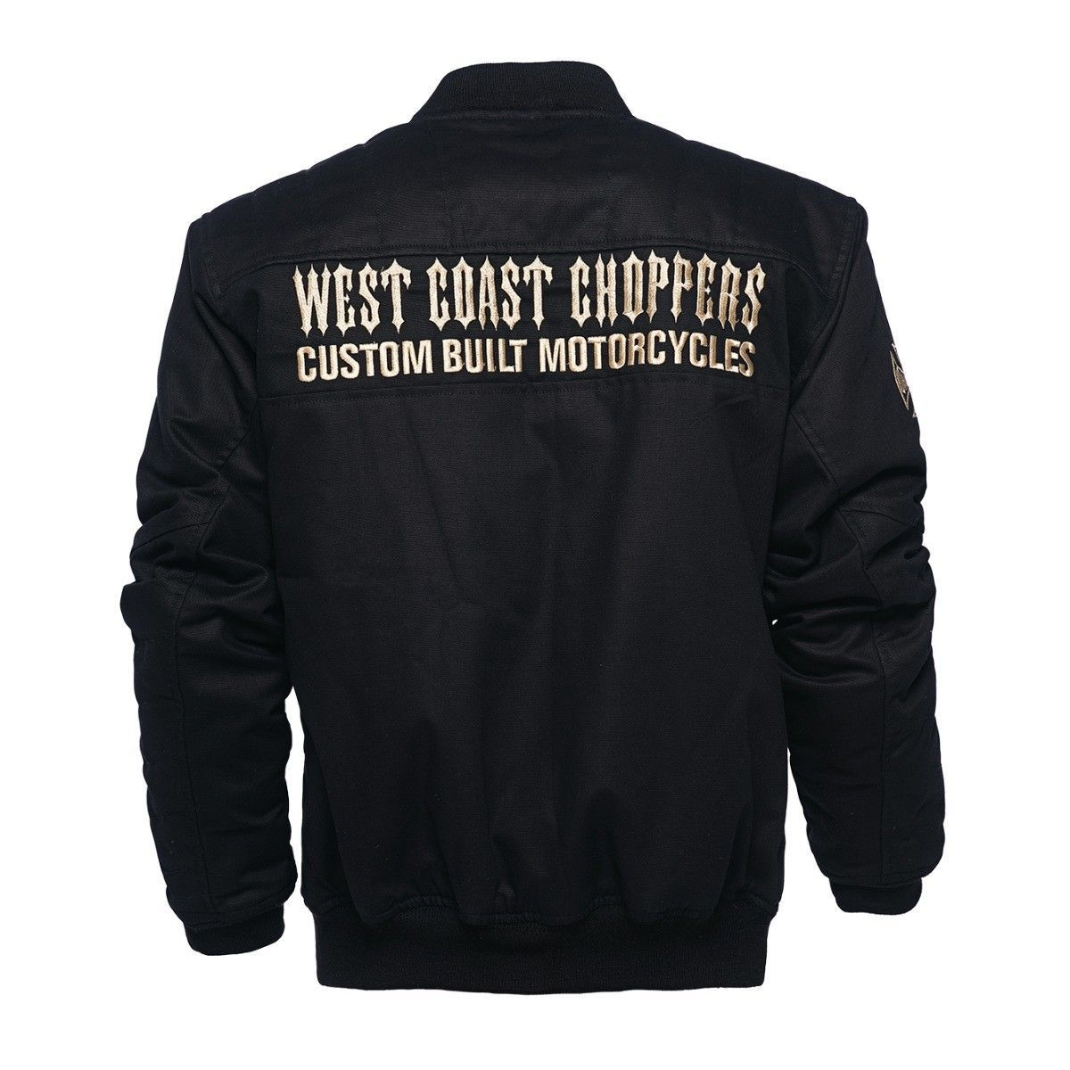 bunda jarněpodzimní - ASSUALT - West Coast Choppers - WCCJS028ZW