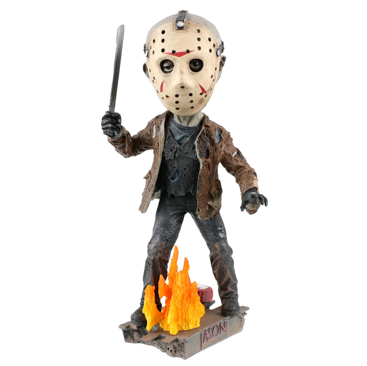 figurka Friday the 13th - Head Knocker Bobble-Head Jason - NECA39771
