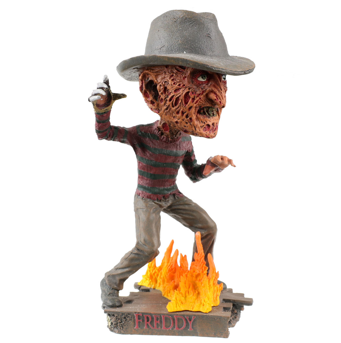 figurka Noční můřa z Elm Street - Head Knocker Bobble-Head Freddy Krueger - NECA39772