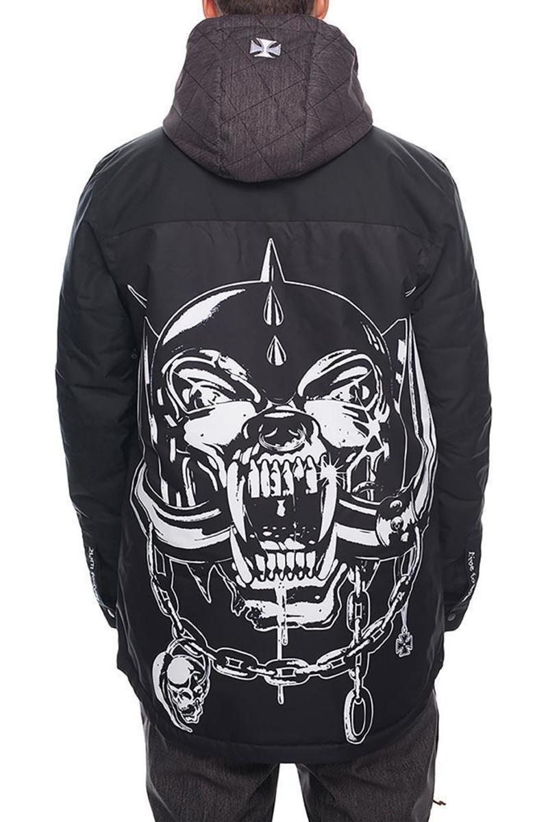 bunda (snowboardová) MOTÖRHEAD - Black Sublimation - 686 - L8W112