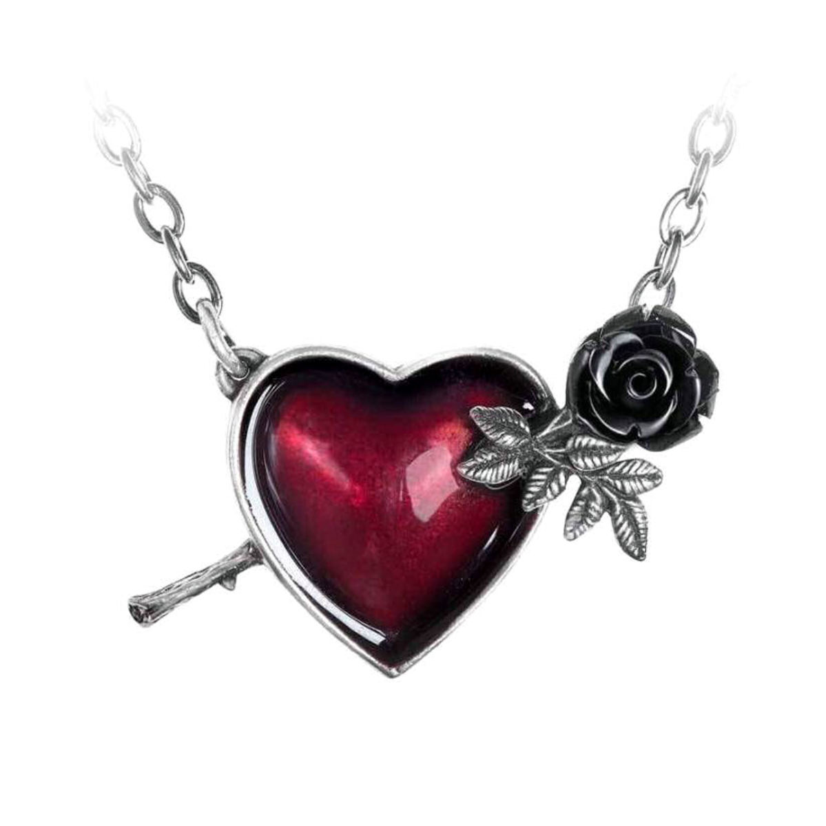 obojek ALCHEMY GOTHIC - Wounded By Love - P848