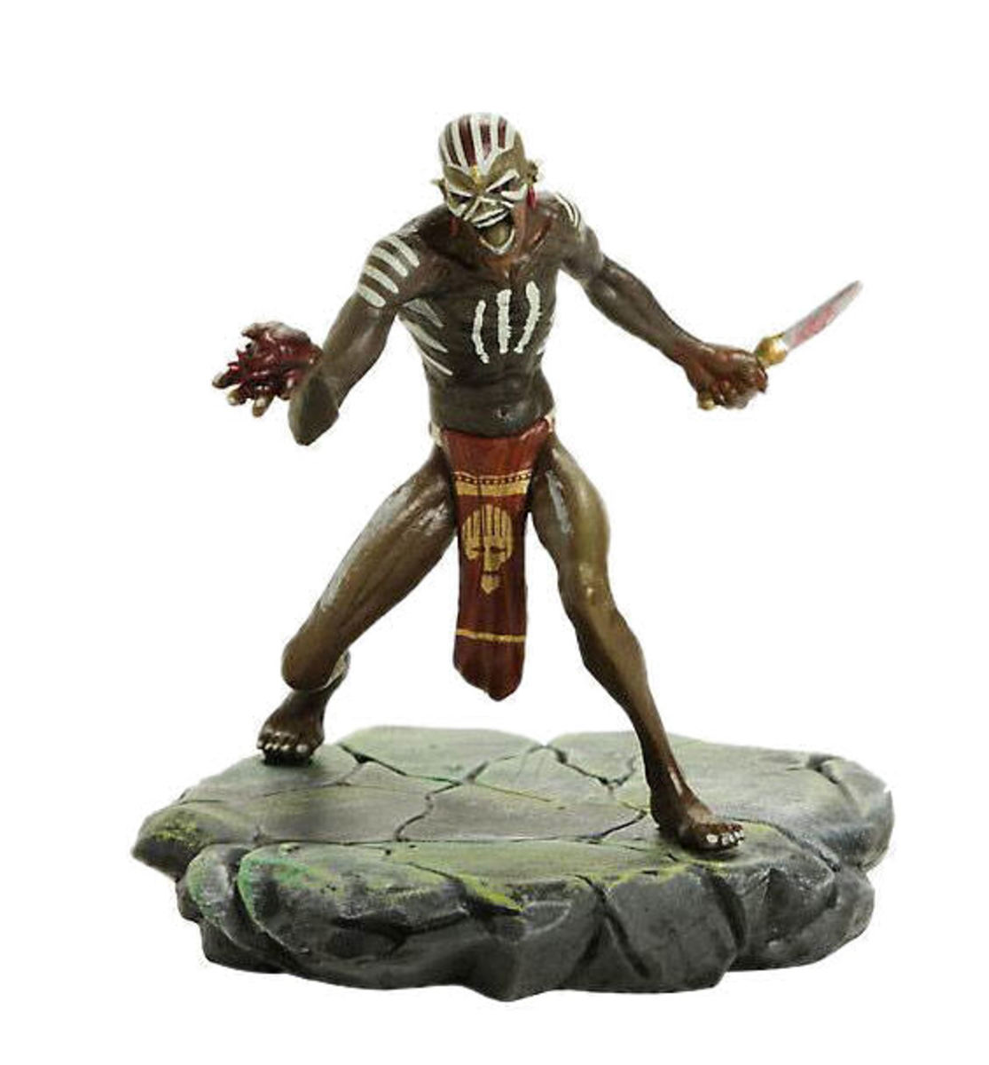 figurka Iron Maiden - Legacy of the Beast - Shaman Eddie - IMC-0004