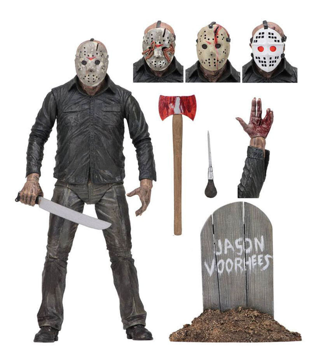 figurka Friday the 13th - Jason - NECA39709