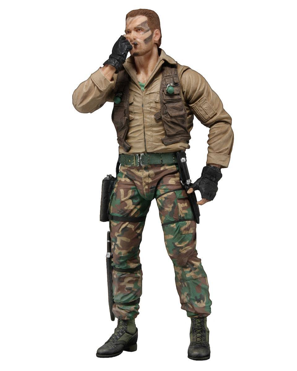 figurka Predator - 30th Anniversary - Jungle Extrction Dutch - NECA51551-1