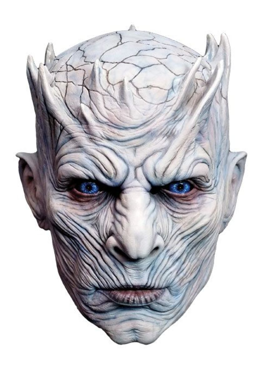 maska Hra o trůny - Night King - TOT-RLHBO100