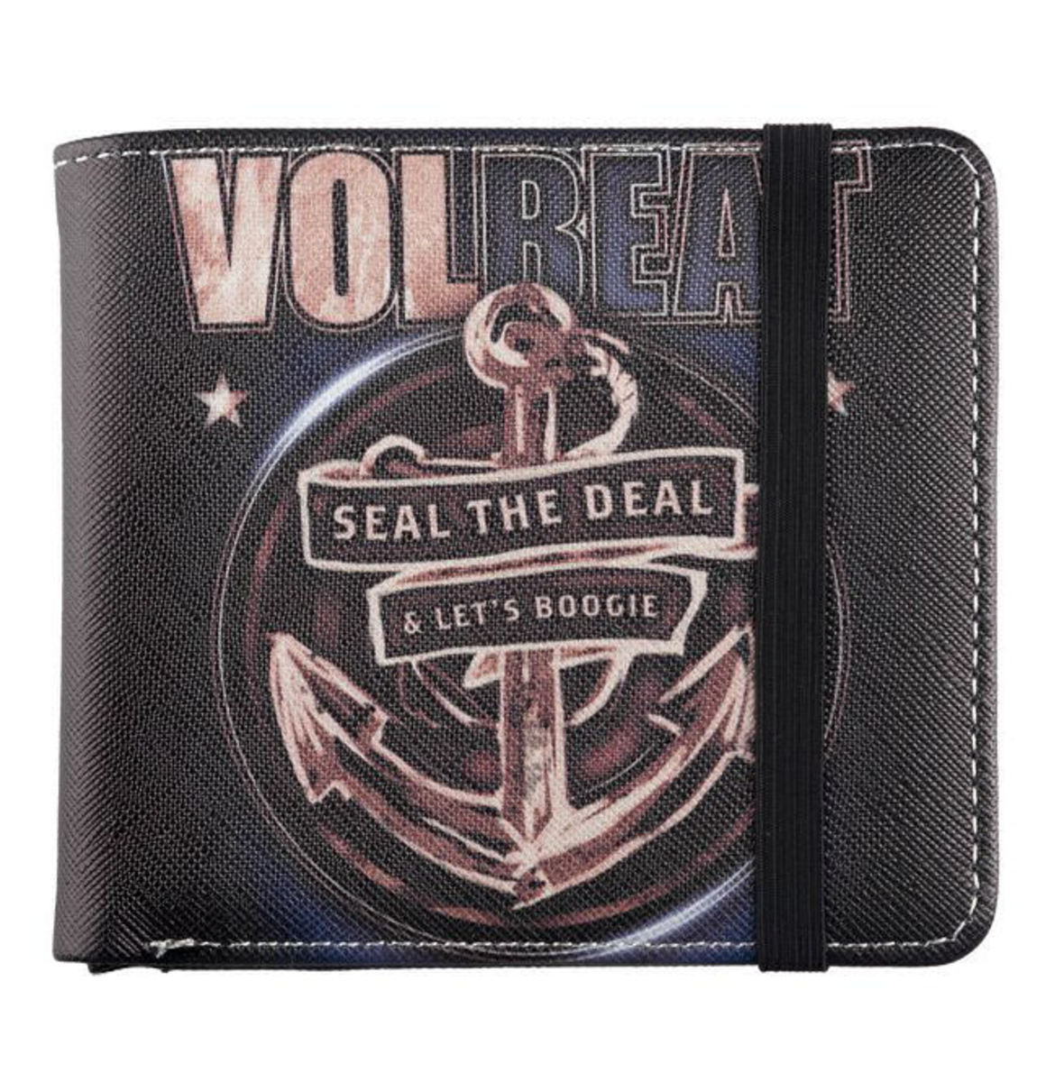 peněženka Volbeat - Seal The Deal - RSVOWA01