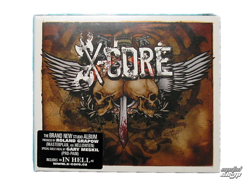 CD X-CORE In Hell