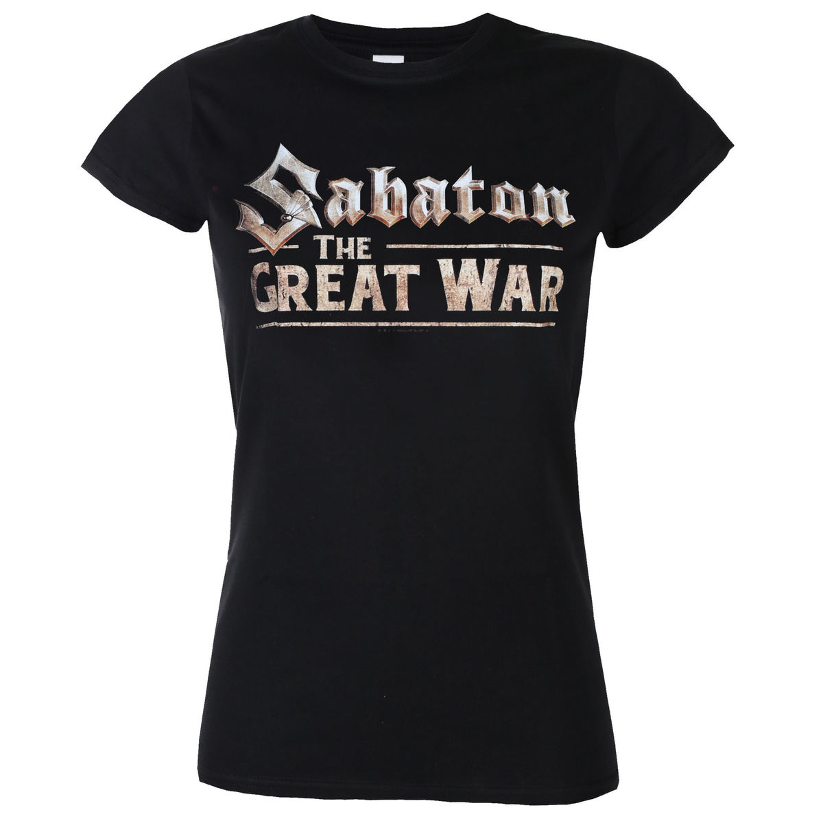 NUCLEAR BLAST Sabaton The great war černá