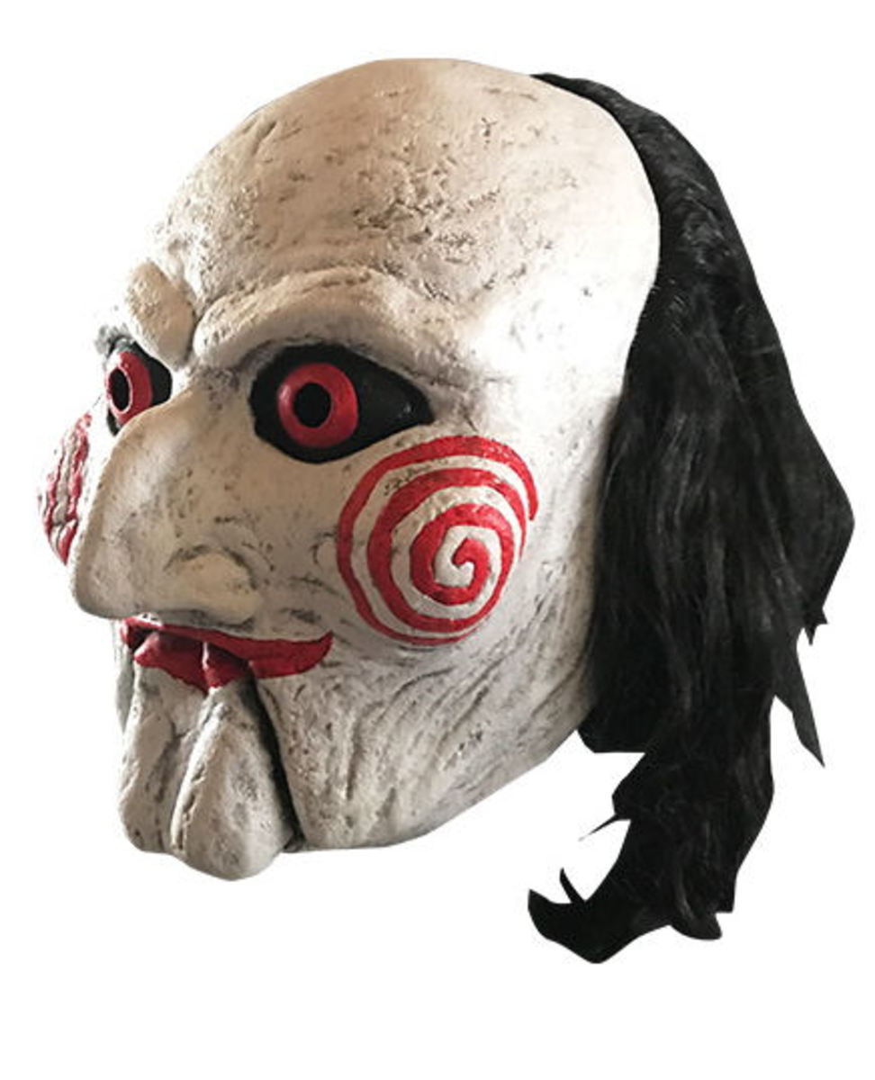 maska Saw - Billy the Puppet - RLLG10