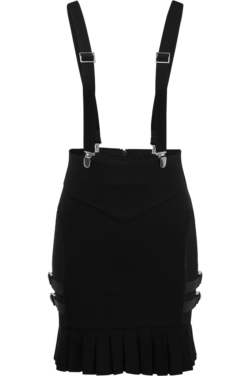 sukně KILLSTAR Synth Suspender XS