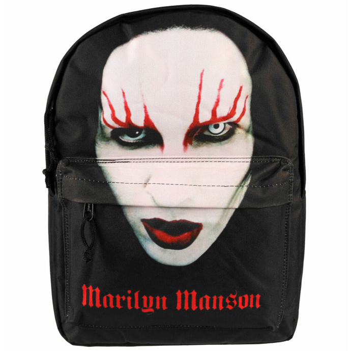 batoh NNM Marilyn Manson RED LIPS