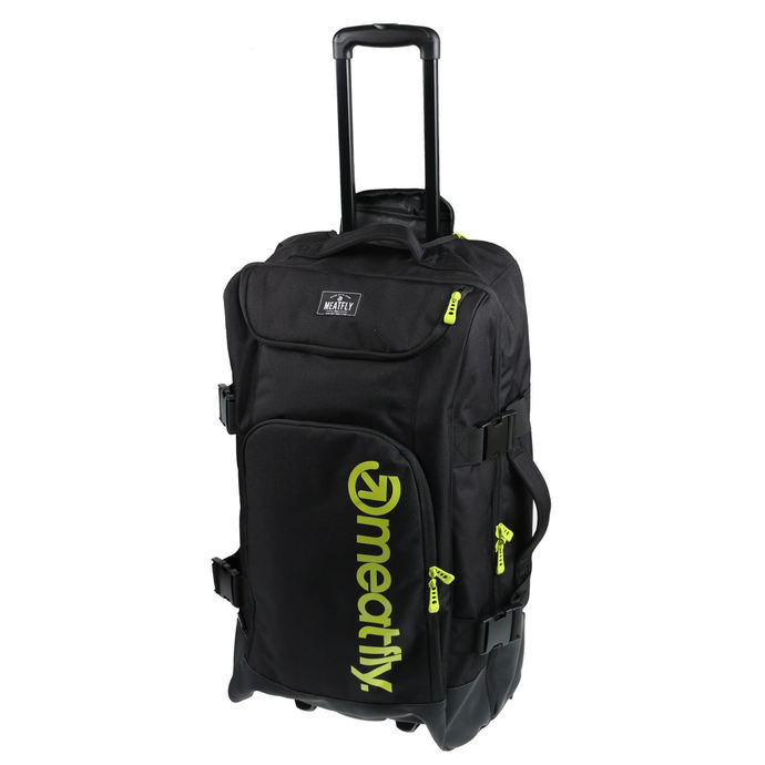 kufr MEATFLY - CONTIN 2 TROLLEY 4355, C-Black - MF-18000002