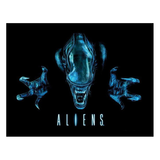 obraz PYRAMID POSTERS Alien Out Of The Darkness