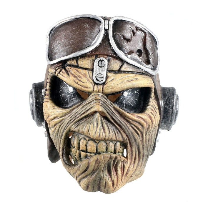 TRICK OR TREAT Iron Maiden Eddie