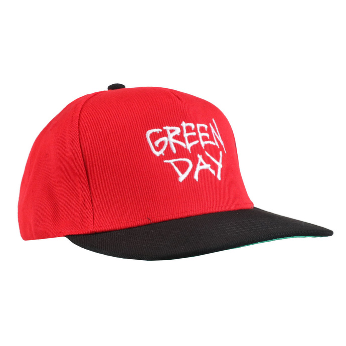 kšiltovka PLASTIC HEAD Green Day RADIO HAT