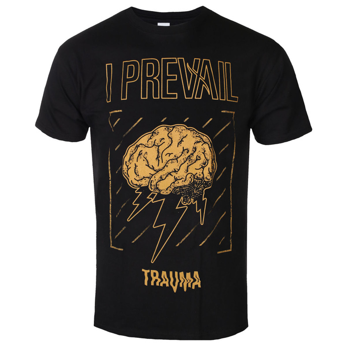 Tričko metal KINGS ROAD I Prevail Brainstorm černá S