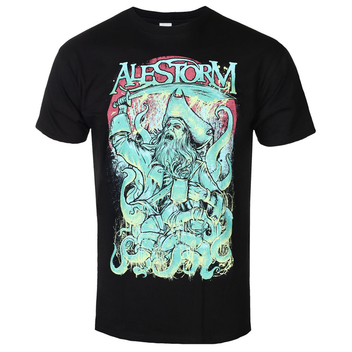 Tričko metal PLASTIC HEAD Alestorm YOU FIGHT LIKE A DAIRY FARMER černá XL