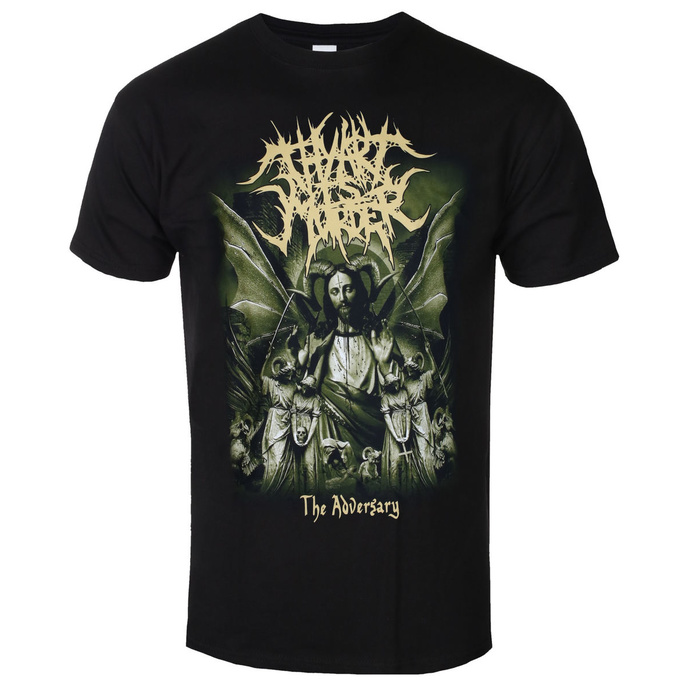 Tričko metal INDIEMERCH Thy Art Is Murder The Adversary černá S