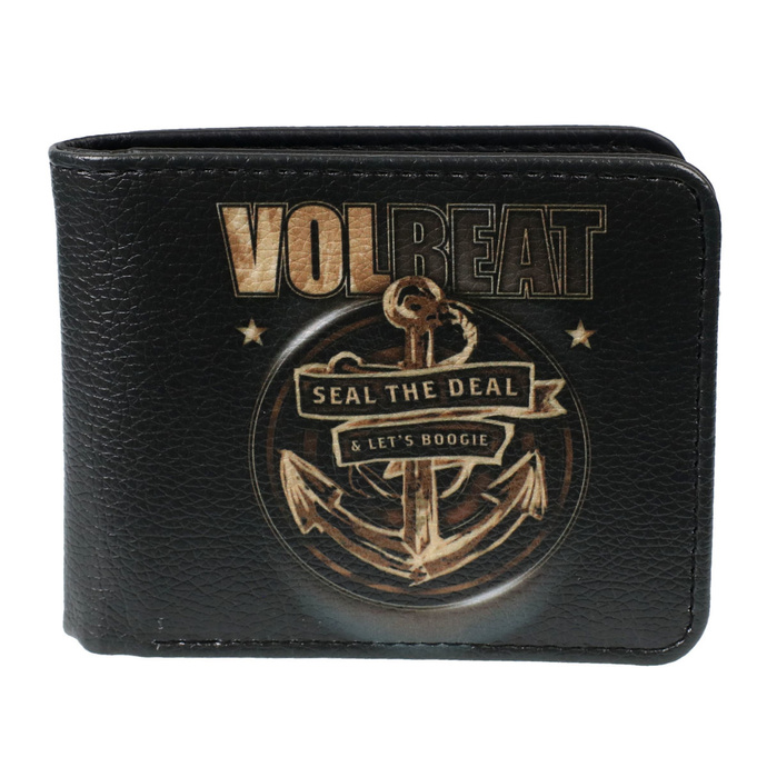 peněženka Volbeat - Seal The Deal - RSVOWA05