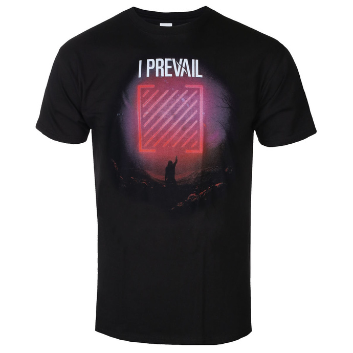 Tričko metal KINGS ROAD I Prevail Trauma V2 černá S