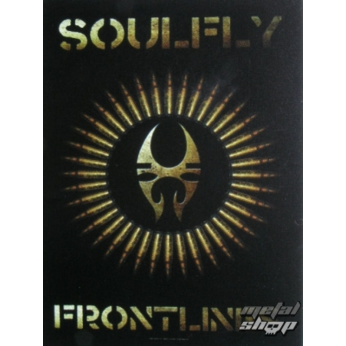 HEART ROCK Soulfly Frontlines