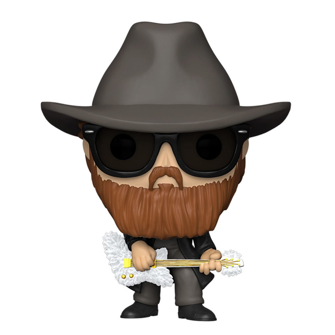 figurka skupiny POP ZZ-Top POP!