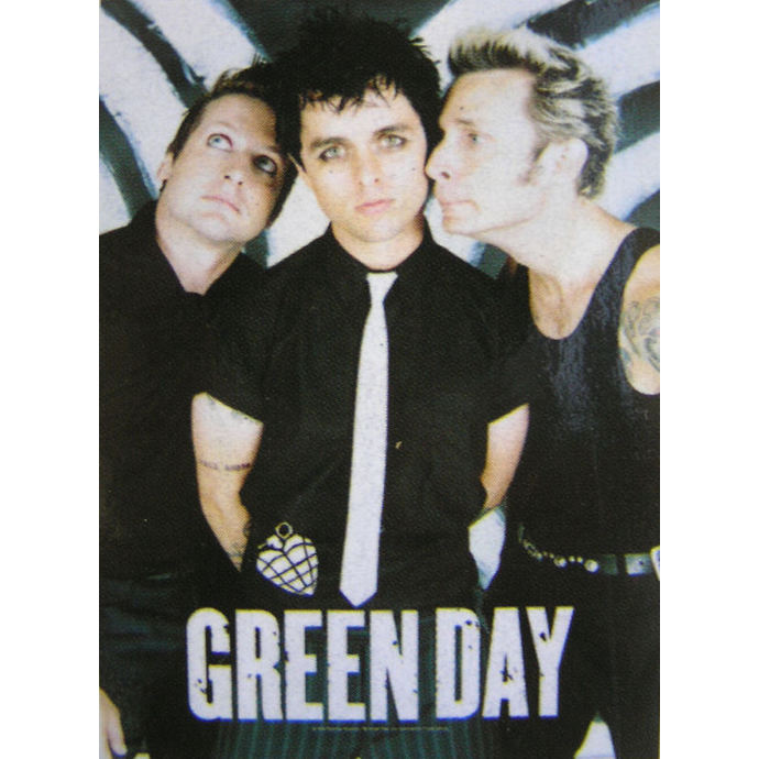 HEART ROCK Green Day Band Poster