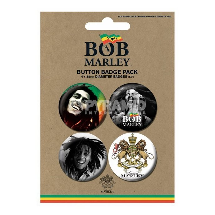 placky Bob Marley - Photo - PYRAMID POSTERS