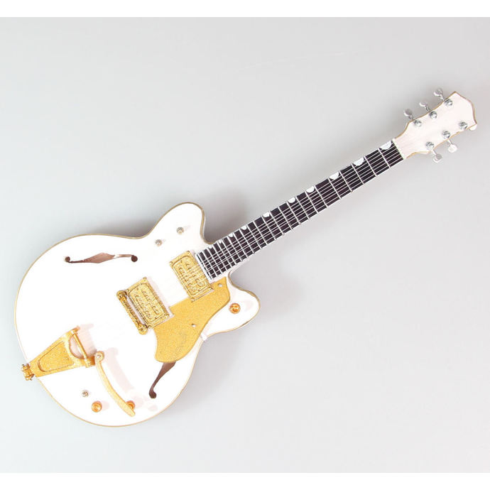 kytara MINI GUITAR USA White Falcon