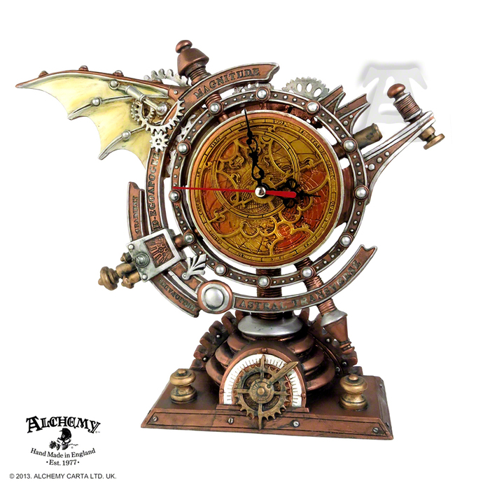 hodiny ALCHEMY GOTHIC The Stormgrave Chronometer