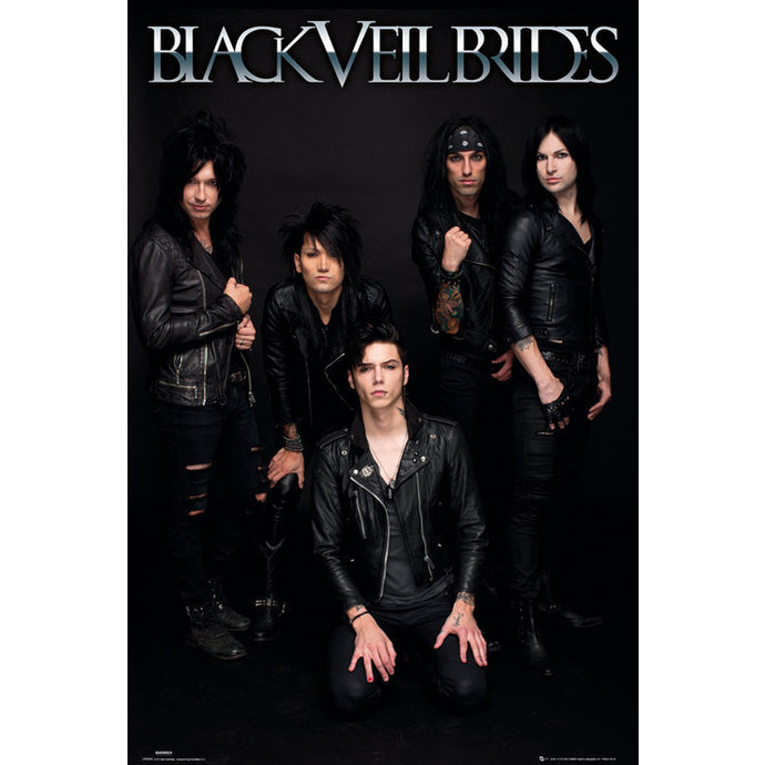 plakát Black Veil Brides - Band - GB posters