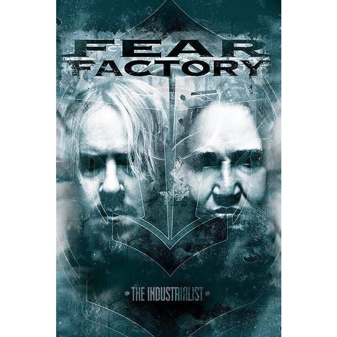 plakát Fear Factory - The Industrialists - PYRAMID POSTERS
