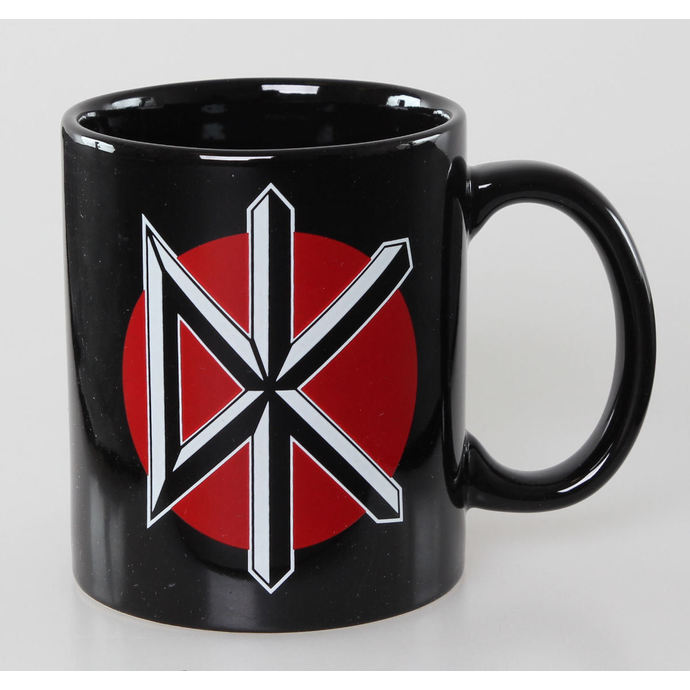 hrnek Dead Kennedys - Logo - Black ROCK OFF