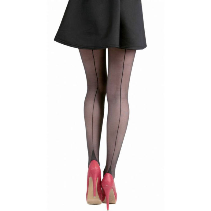 punčocháče PAMELA MANN Jive Seamed Tights