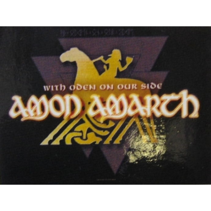 HEART ROCK Amon Amarth With Oden Your Side