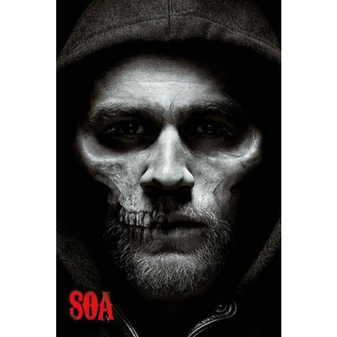 plakát Sons Of Anarchy - Jax - PYRAMID POSTERS