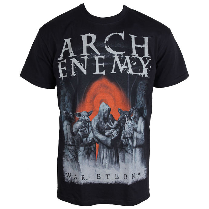 Tričko metal ART WORX Arch Enemy War Eternal Cover černá XXL
