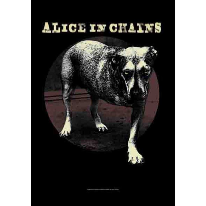 HEART ROCK Alice In Chains Grin
