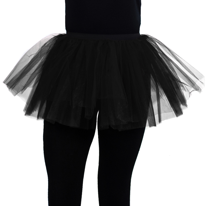sukně POIZEN INDUSTRIES Cor Tutu- Black