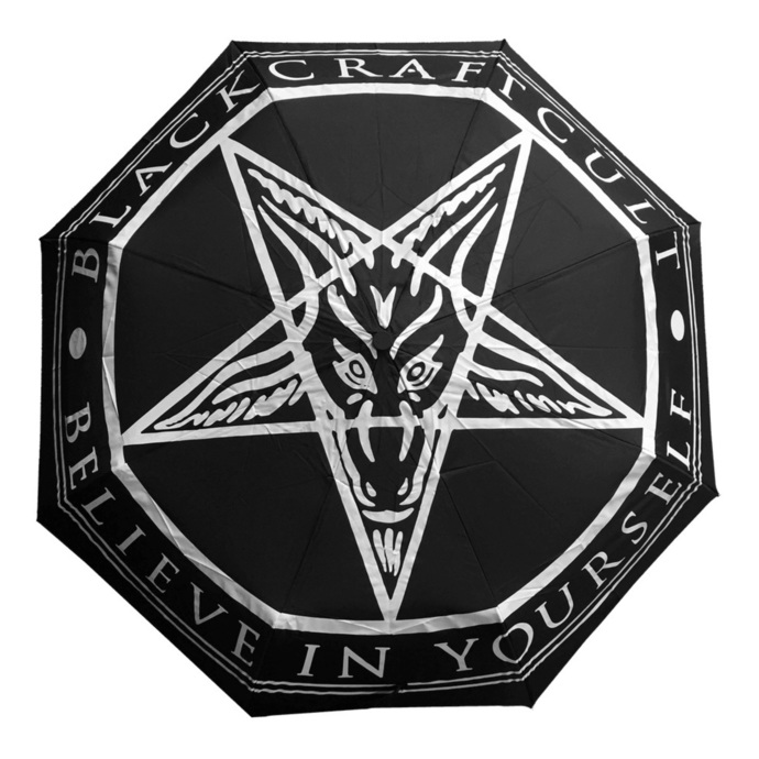 deštník BLACK CRAFT - Pentagram Umbrella