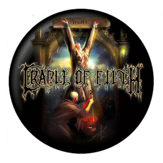 placka Cradle of Filth - Hexen - NUCLEAR BLAST