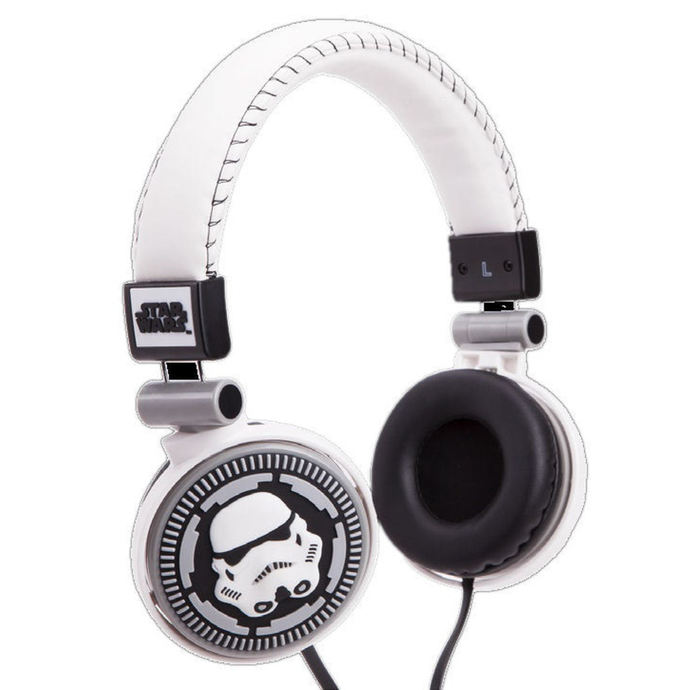 sluchátka NNM Star Wars Storm Trooper