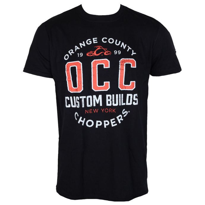 tričko ORANGE COUNTY CHOPPERS Rebel černá M