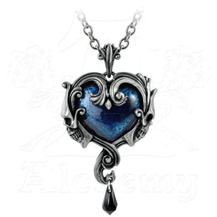obojek ALCHEMY GOTHIC - Midnight Love - P792