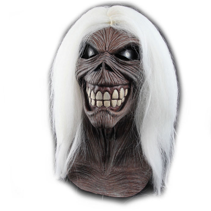 TRICK OR TREAT Iron Maiden Killers Mask
