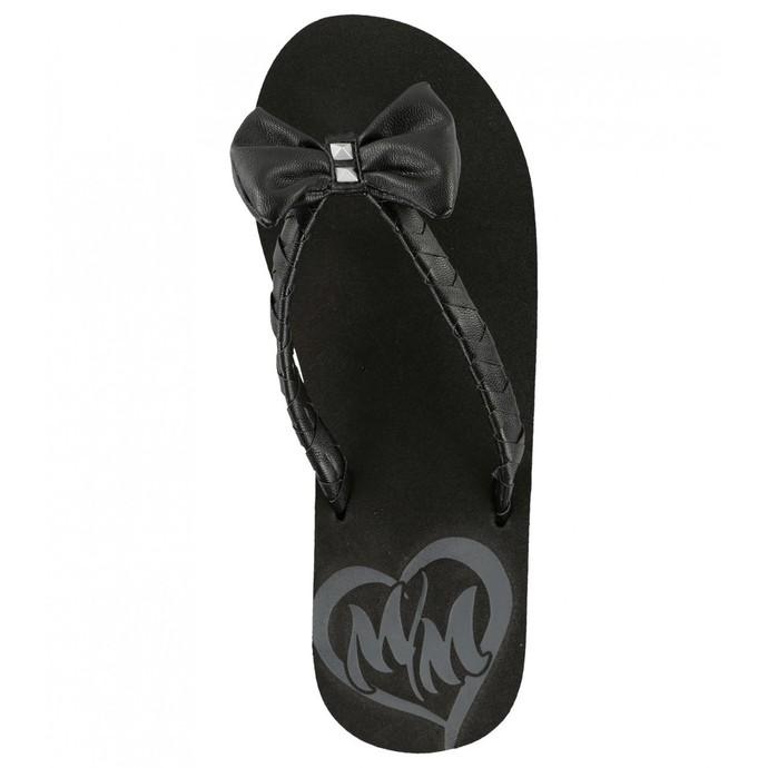 sandály dámské (žabky) METAL MULISHA - DESIRE - BLK, METAL MULISHA