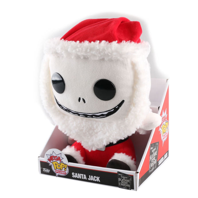 hračka NIGHTMARE BEFORE CHRISTMAS Nightmare Before Christmas Santa