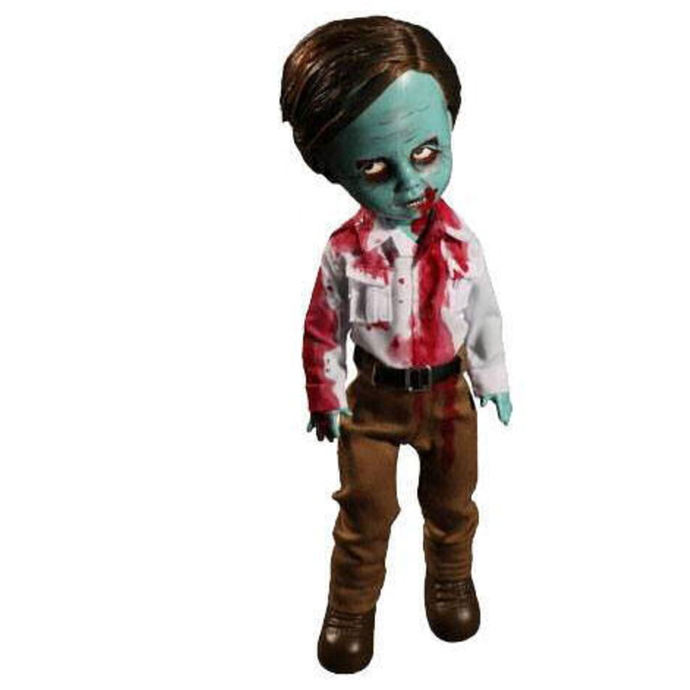panenka LIVING DEAD DOLLS Dawn of the Dead Plaid shirt zombie